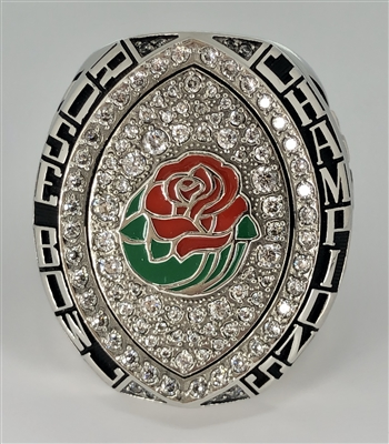 2015 Oregon Ducks Rose Bowl Champions Football Ring!