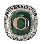 "2015 Oregon Ducks ""National Championship Football Game""  Ring!"