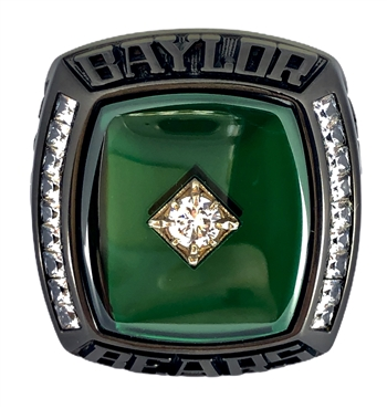 2016 Baylor Bears NCAA Basketball 3X Tournament Champions Ring!