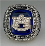 "2017 Auburn Tigers ""SEC West"" Champions Ring!"