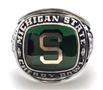 "1984 Michigan State Spartans ""Cherry Bowl"" Championship Ring!"
