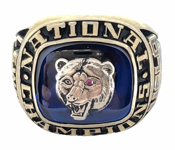 "1988 UCLA Bruins Track and Field ""National Champions"" Ring belonged to All-American, Steve Lewis!"