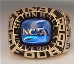 "1989 Seton Hall Pirates NCAA Champions ""Final-Four"" Championship Basketball Ring!"