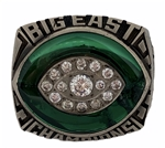 "1995 Miami Hurricanes ""Big-East"" Champions NCAA Football Ring!"