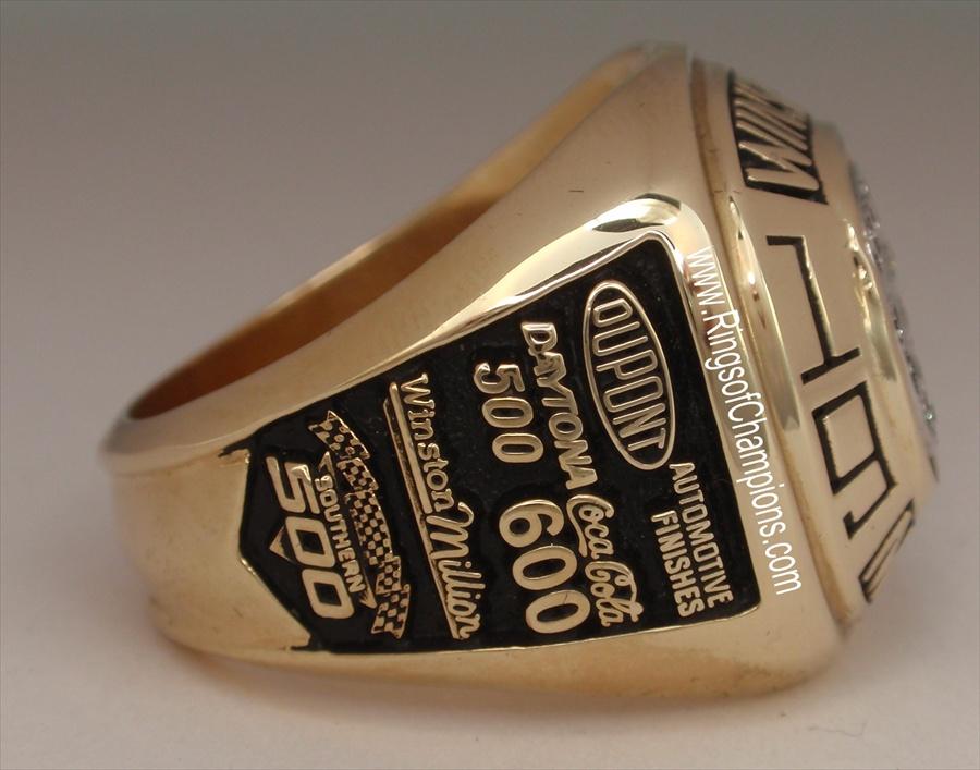 Jeff Gordon 1997 Quot Winston Million Quot Nascar Championship 10k