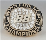 1999 Winston Cup Champions 10K Gold Racing Ring.