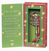 A Key For Santa - Gift Boxed