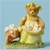 Cherished Teddies - Bear Picking Up Daisies