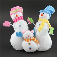 CandyLand Snow Family 15 inch