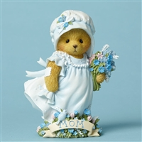 Cherished Teddies - A Lucky Few have a Mom like You