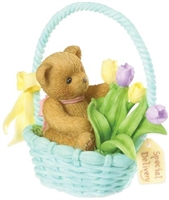 "Cherished Teddies - Betty Lou ""Special Delivery"" 4020589"