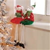 Christmas Mice Shelf Sitters 20""