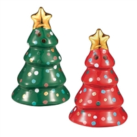 Christmas Tree - Salt and Pepper Shaker Set