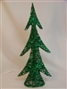 Decorative Green Glitter Tree