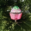Department 56 - Cupcake Clip Ornament