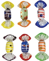 Global village Glass Candies - Set of 6