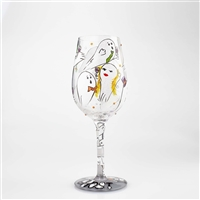 Lolita - A toast From A Ghost - 15 oz Wine Glass