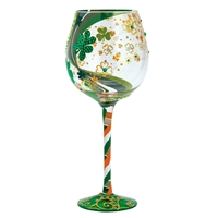 Lucky Me - Super Bling - Wine Glass