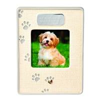My Best Friend Has 4 Paws - Pet Picture Frame