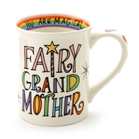 Our Name Is Mud - Fairy Grandmother Coffee Mug - 16 oz