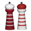 Acrylic Salt and Pepper Mills - Striped