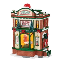 Department 56 - Santa Suits for Santa's Helpers - 4044858