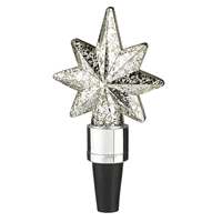 Light-Up Star Shaped Bottle Topper