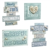 Summertime Wall Plaques