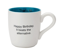 That's All Mug - Beats The Alternative - 16oz