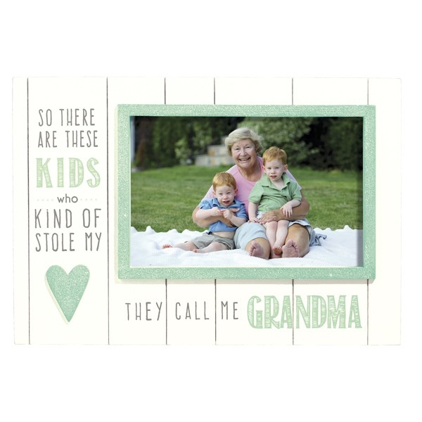 They Call Me Grandma 4 X 6 Frame