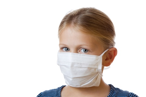 kid size surgical mask