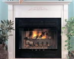 Comfort Flame Wood Fireplace Builder