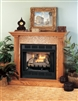 "Comfort Flame Vent Free Gas 32"" Fireplace System"