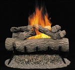 Comfort Flame Vented Gas Log Set Oxford Oak