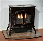 Empire Heritage Vent Free Cast Iron Gas Stove VFD