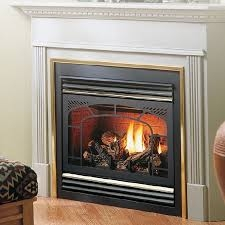 Kingsman Zero Clearance Direct Vent Gas Fireplace ZDV3320