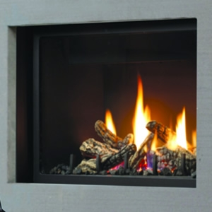 Kingsman Zero Clearance Direct Vent Gas Fireplace ZDVRB3622