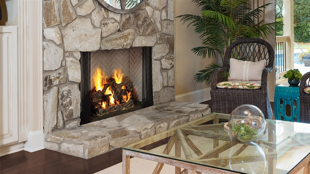 Majestic Wood Fireplace Ashland