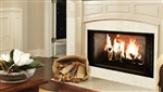 Majestic Outdoor Wood Fireplace Royalton