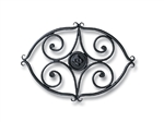 Minuteman Wrought Iron Scroll Trivet