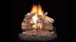 Monessen Vented Gas Log Set Split Pine