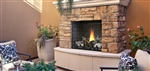 Napoleon Clean Face Outdoor Gas Fireplace GSS36 Riverside