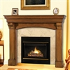 Pearl Mantels Blue Ridge Fireplace Mantel Surround