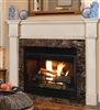 Pearl Mantels Richmond Fireplace Mantel Surround