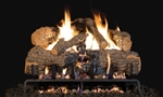 Peterson Real Fyre Vented Gas Log Set Charred Angel Oak