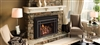 R.H. Peterson Fireplace Gas Insert DVIT-25i