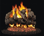Peterson Real Fyre Vented Gas Log Set Royal English Oak