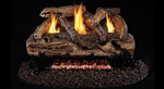 Peterson Real Fyre Vent Free Gas Log Set Split Oak