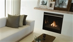 Superior Direct Vent Gas Fireplace DRC3500 Contemporary