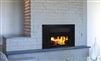 Supreme Volcano Plus Fireplace Insert with Classic Louvers